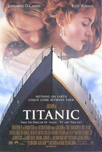 Titanic movie poster