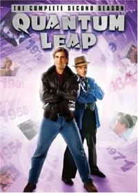 Quantum Leap Season 2 DVD