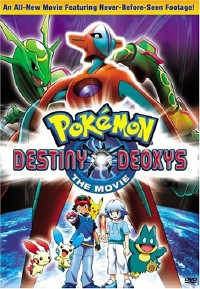 Pokemon: Destiny Deoxys: The Movie DVD