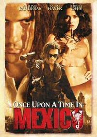 Once Upon a Time in Mexico DVD