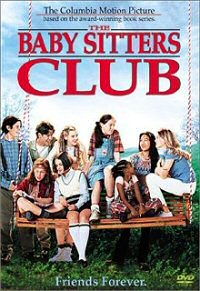 The Babysitters Club DVD