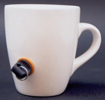 Coffee lock cup