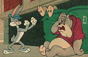 Bugs Bunny: A Hare Grows in Manhattan