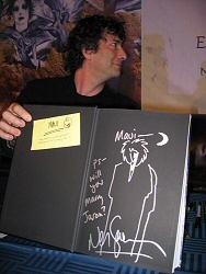 Gaiman proposal
