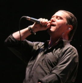 Mike Patton of Peeping Tom