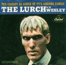 Ted Cassidy: The Lurch single