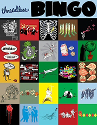 Threadless Bingo