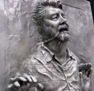 Lucas in Carbonite