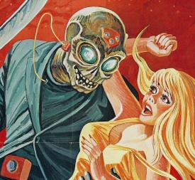 Astro-Zombies!