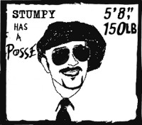 Stumpy Has a Posse