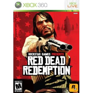 Red Dead Revolver Box Art