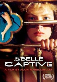 La Belle Captive DVD cover