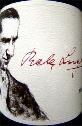 Bela Lugosi wine