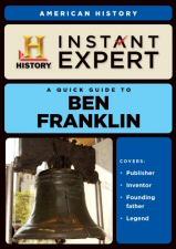 Instant Expert: Ben Franklin DVD Cover Art