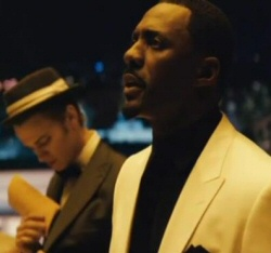Idris Elba from Takers