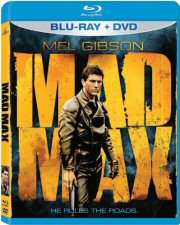 Mad Max Blu-ray/DVD Combo Cover Art