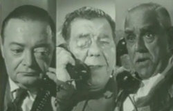 Peter Lorre, Lon Chaney Jr. and Boris Karloff from Route 66