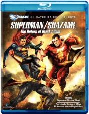 Superman-Shazam: The Return of Black Adam
