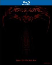 Metalocalypse Season 3 Blu-Ray