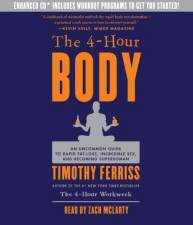 4 Hour Body Audiobook
