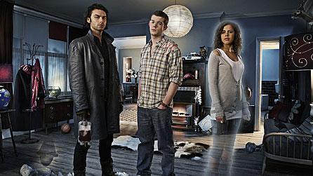 Mitchel, George, and Annie