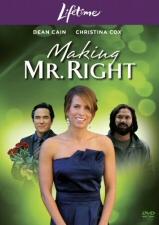 Making Mr. Right DVD
