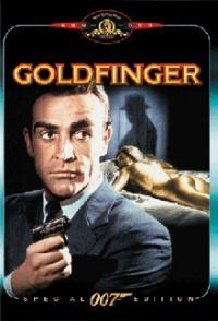 Goldfinger DVD`