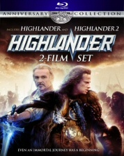 Highlander 2-Film Set Blu-Ray