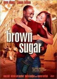 Brown Sugar DVD cover