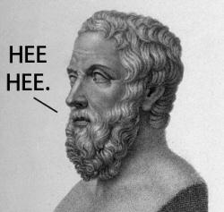 Tickle Me Herodotus