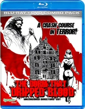 The Dorm That Dripped Blood Blu-Ray