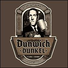 Dunwich Dunkel Lovecraft Tshirt from Tshirt Bordello