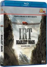 IRT: Deadliest Roads: Season 1 Blu-Ray