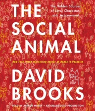 Social Animal Audiobook CD