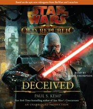 Star Wars: Old Republic: Deceived CD Audiobook