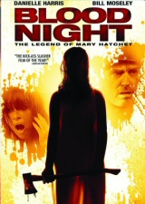Blood Night: The Legend of Mary Hatchet DVD