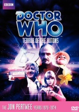 Doctor Who: Terror of the Autons DVD