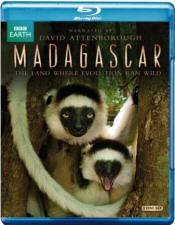 Madagascar BBC Blu-Ray