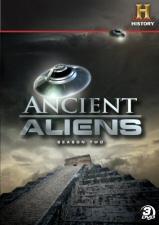 Ancient Aliens Season 2 DVD