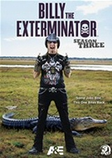 Billy the Exterminator: Season 3 DVD