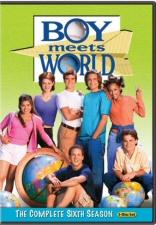 Boy Meets World Season 6 DVD