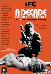 A Decade Under the Influence DVD