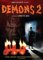 Demons 2 DVD