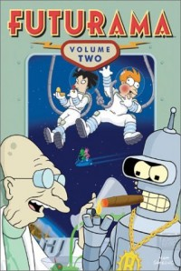 Futurama Season 2 DVD