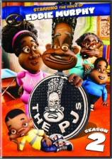 PJs Season 2 DVD
