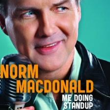 Norm MacDonald: Me Doing Standup CD