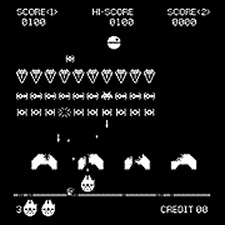 Space Invaders Strike Back T-Shirt