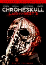 Chromeskull: Laid to Rest 2 Unrated DVD