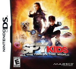 Spy Kids: All the Time in the World Nintendo DS game