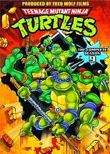 Teenage Mutant Ninja Turtles: The Complete Season 9 DVD